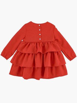 *Платье (98-122см) UD 6937(1)красный