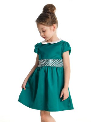 Платье (98-116см) UD 6191(1)изумруд