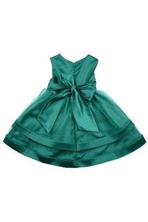Платье (98-122см) UD 6175(1)изумруд