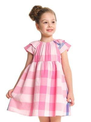 Платье (98-122см) UD 2610(2)розовый