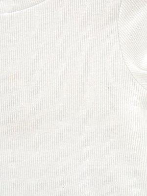 """Водолазка """"воротн.стойка"""" (92-110см) UD 0217 белый"""