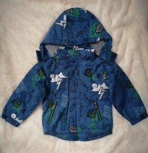 Детская куртка весенняя