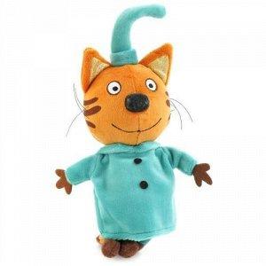 """Мягк. игрушка """"Мульти-пульти"""" Три  кота. Компот, 16 см."""