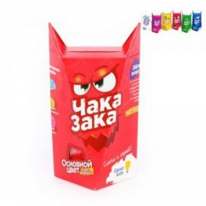 Пластилин для детской лепки Чака-Зака , в ассорт.