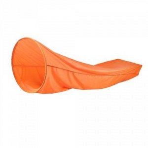 Тоннель для эстафет Усиленный OXFORD №1 L=3.5 м. цв. оранжевый