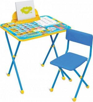 """Набор мебели """"Первоклашка"""" (стол+ мягк. стул) тм NIKA"""