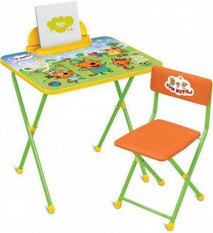 "Набор мебели ""Три кота"" (стол+мягк. моющ. стул)"