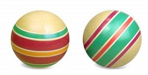 "Мяч д. 125 мм ЭКО ""Юла"" ручное окрашивание"
