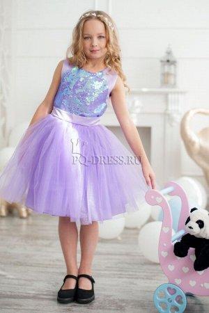 Платье Нарядное платье с реверсивными пайетками. Если провести рукой по пайеткам, цвет меняется.  По спинке молния, сзади платье завязывается на большой красивый бант. Подклад верха - хлоп