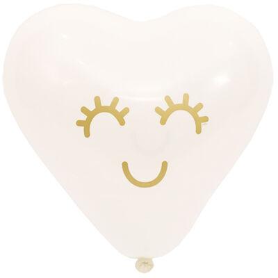 №159=Территория праздника -организуем праздник сами.Шарики — Шары Сердца с рисунком — Воздушные шары, хлопушки и конфетти