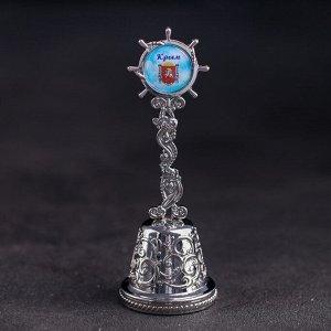 Колокольчик в форме штурвала «Крым. Массандровский дворец»