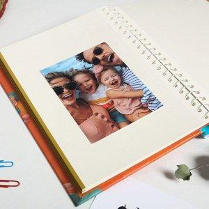 """Фотоальбом """"Мой любимый детский сад"""". 30 магнитных листов"""