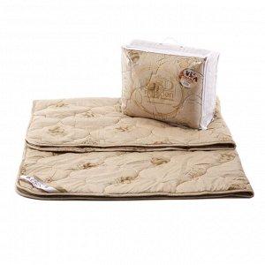 Одеяло Престиж-Верблюд( глосс-сатин; верблюжья шерсть,300 г/кв.м.)