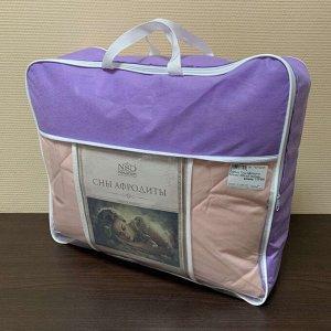 """Одеяло """"Сны Афродиты Хлопок"""" 300г/м2 чемодан (размер: 110*140)"""