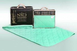 "Одеяло ""Бамбук Soft"" микрофибра 300г/м2 чемодан (размер: 172*205)"