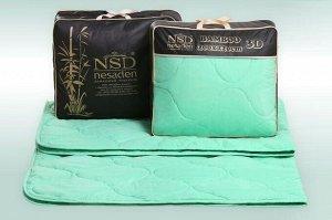 "Одеяло ""Бамбук Soft"" микрофибра 300г/м2 чемодан (размер: 140*205)"
