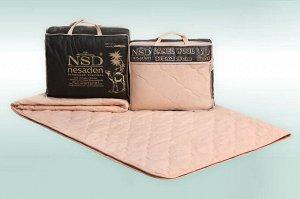 """Одеяло """"Верблюд Soft"""" микрофибра 300г/м2 чемодан (размер: 110*140)"""