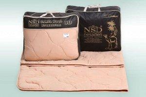 """Одеяло """"Верблюд Soft"""" микрофибра 300г/м2 чемодан (размер: 140*205)"""