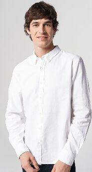 Блузка/сорочка с длин.рук.