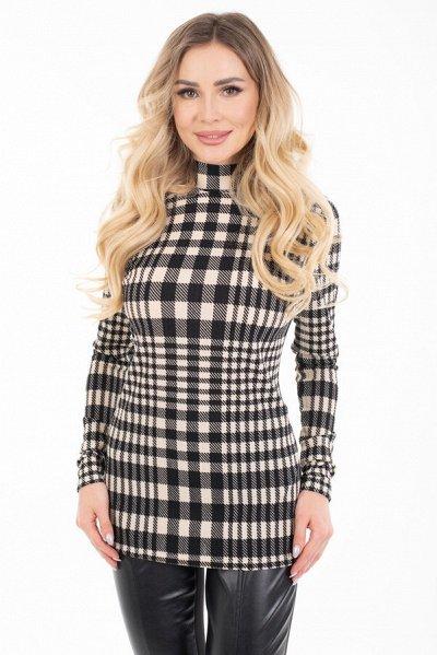 ВИЗЕЛЛ - платья блузы, юбки на все времена! до 62 размера — Водолазки — Водолазки и лонгсливы