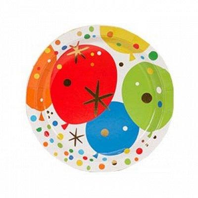 Добрый шкаф-12. Собираемся в школу. — Бумажные и пластиковые тарелки для праздника — Украшения для интерьера