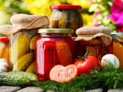 Приморский Вкусный и Полезный Мёд-2020. Консервация — Консервация — Овощные и грибные