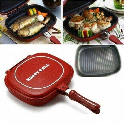 ✅ Happycall / Корейская посуда ❗ — ✅Двухсторонняя сковородка Happycall — Сковороды