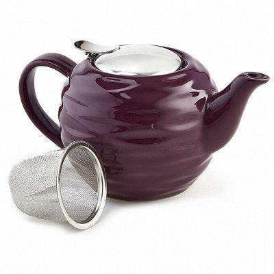 ✔ Дельта- Дискаунтер ✔ Товары для дома   — Чайники, сахарницы керамические — Посуда для чая и кофе