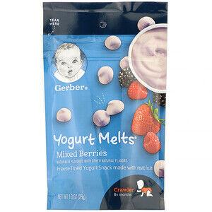 Gerber, Graduates, Yogurt Melts,  (28 g)