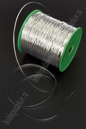 Проволока упаковочная в бобине, 900 ярд (SF-3953) серебро