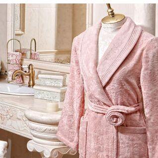 Распродажа полотенец Cleanelly! Невероятные скидки! До 50%!  — Халаты махровые, вафельные — Халаты