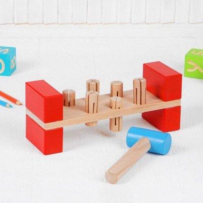 Деревянные игрушки - подарок природы детям!  — Стучалки — Деревянные игрушки