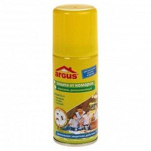 Аэрозоль репеллентный ARGUS от комаров, мошек, слепней 100 мл