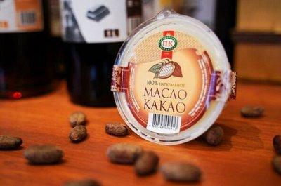 Приморский кондитер. Конфеты, зефир, шоколад — Какао-масло