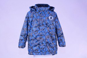 Куртка Еврозима подростковая модель Сильвер Мембрана