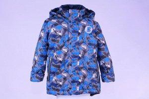 Куртка демисезонная подростковая Сильвер Мембрана