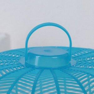 Сетка защитная для еды, 25,5?15 см, цвет МИКС