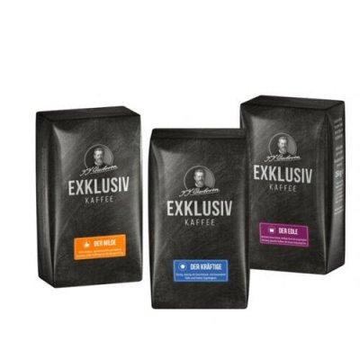 Кофе из Германии - MOVENPICK, Exklusiv,Mozart. НОВИНКИ!!! — Exklusiv молотый (Германия) — Молотый кофе