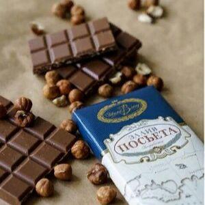 Приморский кондитер. Конфеты, зефир, шоколад — Шоколад — Шоколад