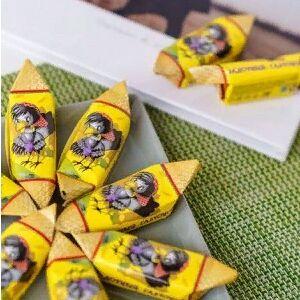 Приморский кондитер. Конфеты, зефир, шоколад — Конфеты коробками