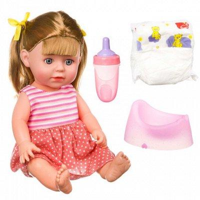 Удивительный Бондибон. Рекомендован педагогами  — Куклы и пупсы со звуком и механизмом (функциональные) — Куклы и аксессуары
