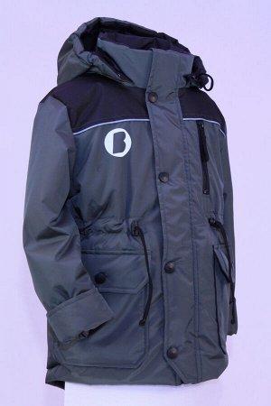 Куртка демисезонная подростковая Ариес