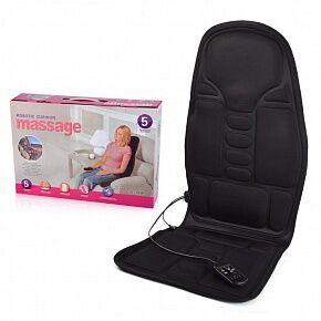 Массажная накидка с подогревом Massage Robotic Cushion 5