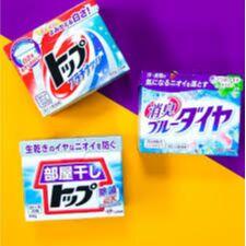 🍀Товары из Японии и Кореи.Уникальное предложение! Акции!🍀 — Порошки для стирки белья — Порошки, концентраты и гели