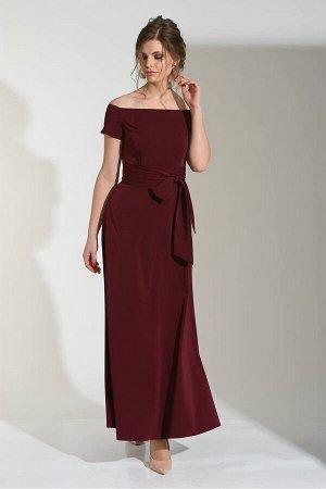 Платье Sharm Art 835-1 бордо
