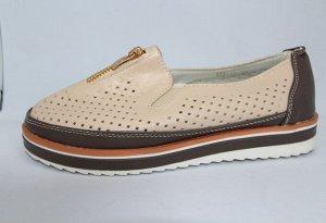 Туфли* 36 размер - 24 см.  Материал верха: Искусственная кожа