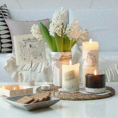 ЛЮБИМЫЕ БОКАЛЫ: Акция на посуду!   — СВЕЧИ — Для дома