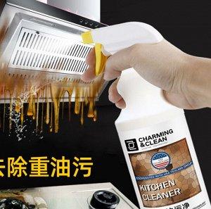 Антибактериальное чистящее средство для кухни 500 мл