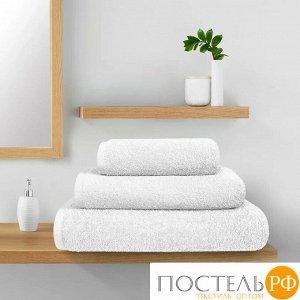 Полотенце махровое Guten Morgen, цвет: Белый 70х140 см 1 сорт