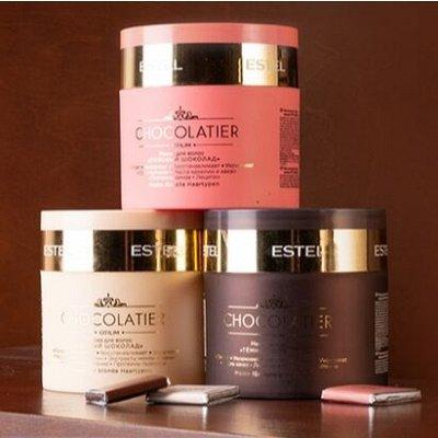 ~Бесконечная палитра красок. Выбери свой цвет estel. — CHOCOLATIER - Для тех, кто страстно любит шоколад! — Для волос